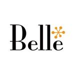 Maya_lottyさんのカラーコンタクト「Belle」のロゴ作成への提案