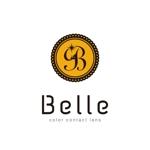 kurumi82さんのカラーコンタクト「Belle」のロゴ作成への提案