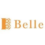 nam_350さんのカラーコンタクト「Belle」のロゴ作成への提案