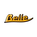 serve2000さんのカラーコンタクト「Belle」のロゴ作成への提案