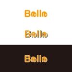 KTB-worksさんのカラーコンタクト「Belle」のロゴ作成への提案