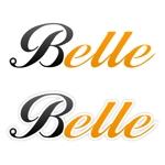 Jeimyさんのカラーコンタクト「Belle」のロゴ作成への提案