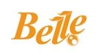 daradarakumaさんのカラーコンタクト「Belle」のロゴ作成への提案