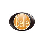 zianoさんのカラーコンタクト「Belle」のロゴ作成への提案