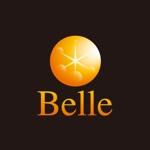 JUN_KATAOKAさんのカラーコンタクト「Belle」のロゴ作成への提案