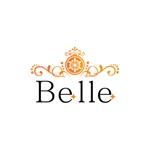 ykazunmaさんのカラーコンタクト「Belle」のロゴ作成への提案