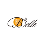 NYDesignさんのカラーコンタクト「Belle」のロゴ作成への提案
