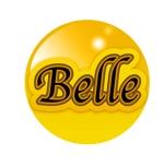 tobosukeさんのカラーコンタクト「Belle」のロゴ作成への提案