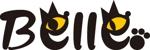 kajikiさんのカラーコンタクト「Belle」のロゴ作成への提案