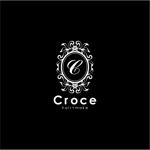 nakagawakさんの美容室「hair+make Croce」のロゴ作成への提案