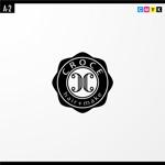 KOPANさんの美容室「hair+make Croce」のロゴ作成への提案