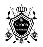Shigekiさんの美容室「hair+make Croce」のロゴ作成への提案