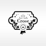 ad_matrixさんの美容室「hair+make Croce」のロゴ作成への提案