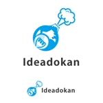 Chihuaさんの「Ideadokan」のロゴ作成(WEB系の会社のロゴ)への提案