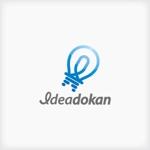 mikejiさんの「Ideadokan」のロゴ作成(WEB系の会社のロゴ)への提案