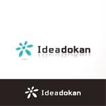 beanさんの「Ideadokan」のロゴ作成(WEB系の会社のロゴ)への提案