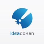 hs2802さんの「Ideadokan」のロゴ作成(WEB系の会社のロゴ)への提案