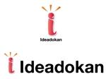 threewheelsさんの「Ideadokan」のロゴ作成(WEB系の会社のロゴ)への提案
