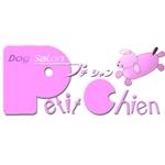 riyokoさんのドッグサロン店の看板ロゴ制作への提案