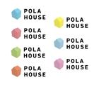 hanatoranさんの「ポラハウス」のロゴ作成への提案