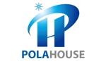 king_jさんの「ポラハウス」のロゴ作成への提案