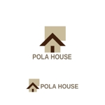 UNRIVALEDさんの「ポラハウス」のロゴ作成への提案