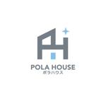 toto046さんの「ポラハウス」のロゴ作成への提案