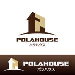 happiness_designさんの「ポラハウス」のロゴ作成への提案