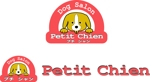 ki-toさんのドッグサロン店の看板ロゴ制作への提案