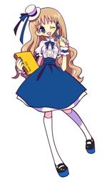 makoto_mgmgさんのアニメディアの萌キャラクター製作依頼への提案