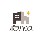 gaikumaさんの「ポラハウス」のロゴ作成への提案