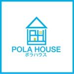 JUN_KATAOKAさんの「ポラハウス」のロゴ作成への提案