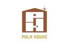 masa4478さんの「ポラハウス」のロゴ作成への提案