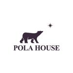 yusa_projectさんの「ポラハウス」のロゴ作成への提案