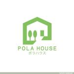 kotokiradesignさんの「ポラハウス」のロゴ作成への提案