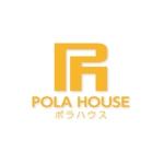 chocoroxyさんの「ポラハウス」のロゴ作成への提案