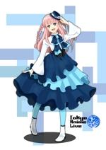 sannomiya396さんのアニメディアの萌キャラクター製作依頼への提案