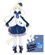 t-kikkawaさんのアニメディアの萌キャラクター製作依頼への提案