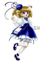 motikoさんのアニメディアの萌キャラクター製作依頼への提案