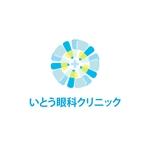 m1a3syさんの「いとう眼科クリニック」のロゴ作成への提案