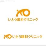 bechi0109さんの「いとう眼科クリニック」のロゴ作成への提案