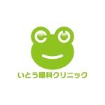 nabeさんの「いとう眼科クリニック」のロゴ作成への提案