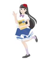 artlifeさんのアニメディアの萌キャラクター製作依頼への提案