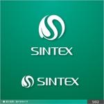 neomasuさんの「SINTEX」のロゴ作成への提案