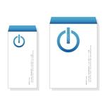 tabbycatさんの急成長企業のCIに関わる封筒デザインへの提案