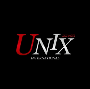 april48さんの自動車販売、自動車輸出入の会社「UNIX   」のロゴ作成への提案