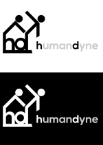 iwwDESIGNさんの「株式会社ヒューマンダイン」(humandyne)のロゴの作成を依頼します。への提案
