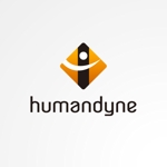 sa_akutsuさんの「株式会社ヒューマンダイン」(humandyne)のロゴの作成を依頼します。への提案