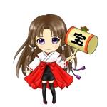 sachi1025さんの診断・占いアプリのポータルサイトのイメージキャラクター制作への提案