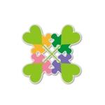 city_octagonさんの「『四つ葉』をイメージしたロゴマーク」のロゴ作成への提案